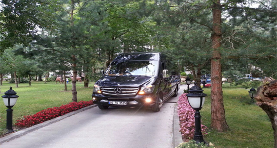 mercedes sprinter tour bus
