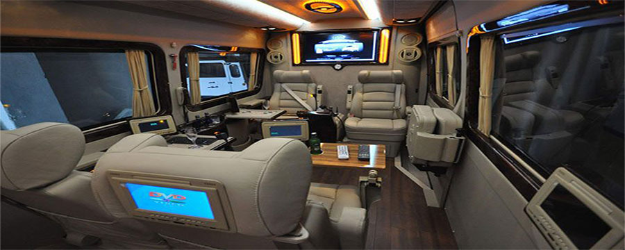 panoramic ultra luxury bus