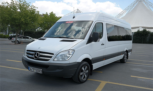 Private mercedes sprinter rental