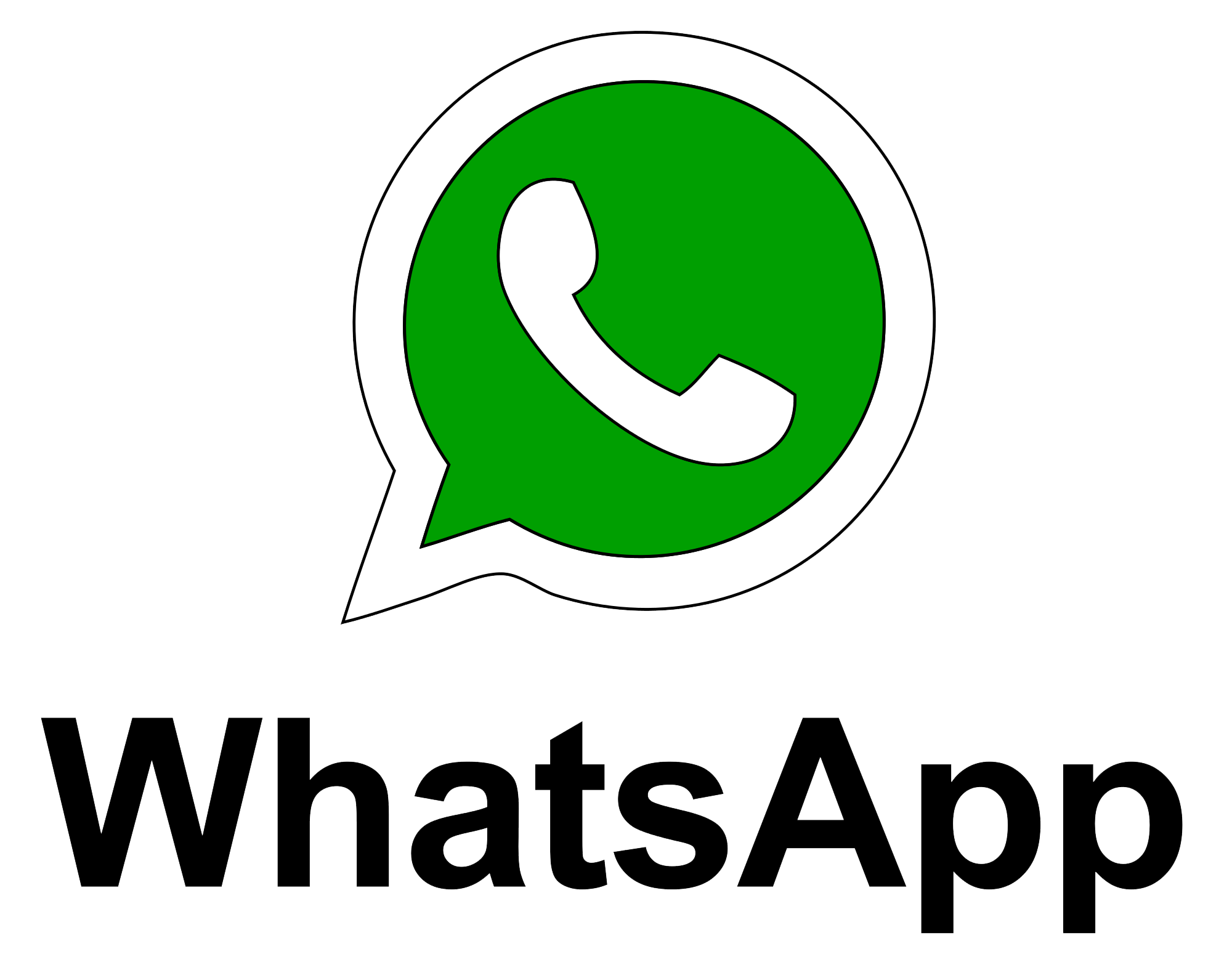 whatsapp contact image
